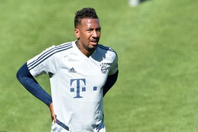 Boateng 'knows how I feel' about Bayern departure: Flick