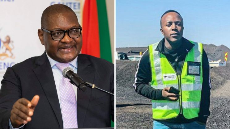 Makhura denies knowing Hamilton Ndlovu, alleges a Bell Pottinger-type smear campaign is at play