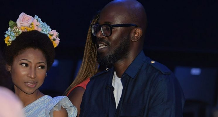 Enhle Mbali wishes Black Coffee well but still wants him to pay up