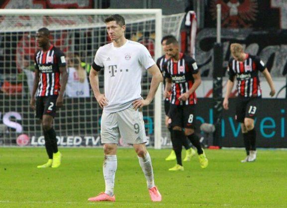 Bayern's turning point, Haaland, coronavirus: The Bundesliga season in pictures