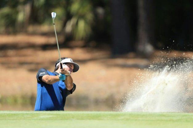 Tiny crab causes big worries for Watson at PGA Heritage