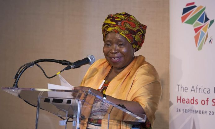 Cogta tables R107bn adjustment budget to fight Covid-19