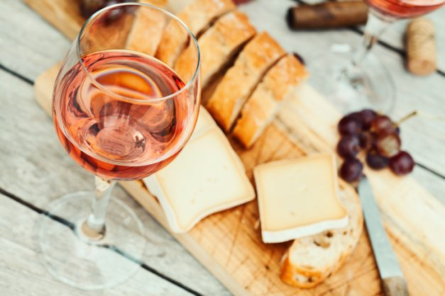 Celebrate international Rosé Day today with some seriously good bubbly
