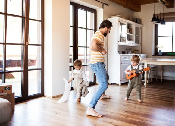 Fun Father's Day activities for the whole family