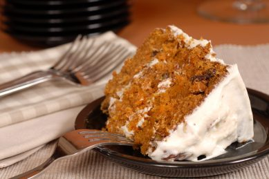 This carrot cake recipe is so easy you will make it again