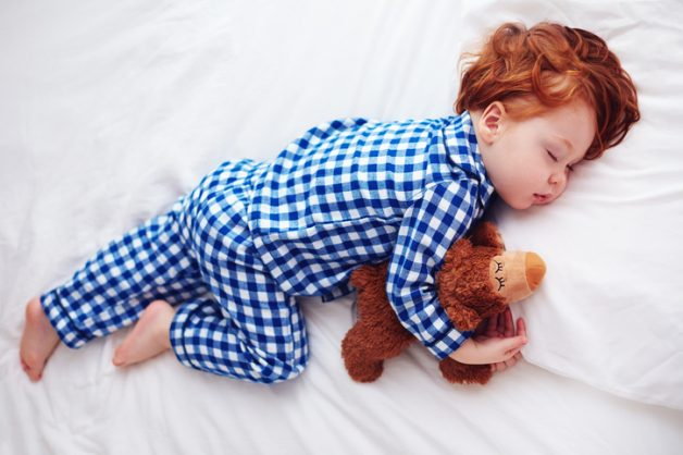 Can solid food help your baby sleep better?