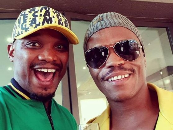 WATCH Somizi U2019s Bestie TT Mbha Reveals He Has The