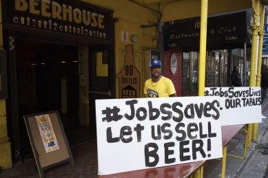 Relaxing booze ban too little too late for SAB plant and workers