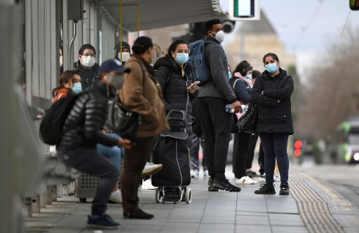 N Korea reports first suspected Covid-19 infection as global cases top 16m