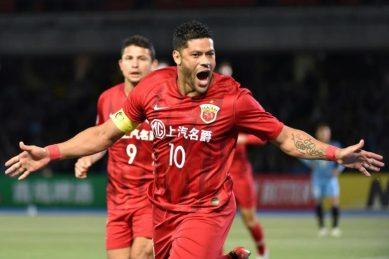 Sing when you're winning! Chinese footballers get virus-bubble karaoke
