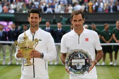 Organisers revamp Wimbledon men's seedings