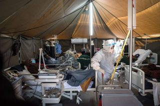 Covid-19 deaths now at 3,860 as infections surge to 250,687 cases - Citizen