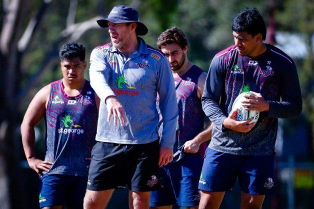 New Wallabies boss watching as Australia's Super Rugby starts