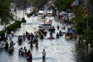 Floods may cost 20% of global GDP by 2100: study
