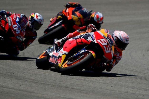 Marquez MotoGP return date uncertain after arm surgery