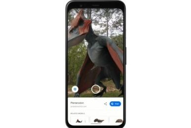 Calling all VR lovers: Google brings Jurassic VR dinosaurs to the Search engine