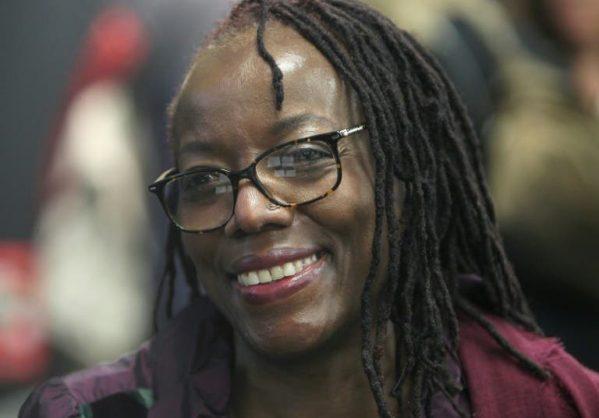 Zimbabwean author Tsitsi Dangarembga arrested during protest