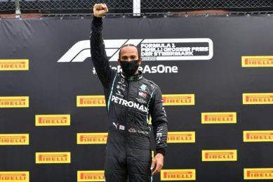 Hamilton wants racing records, racial justice ahead of Hungarian GP