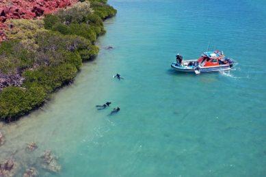 Ancient Australian Aboriginal sites discovered underwater
