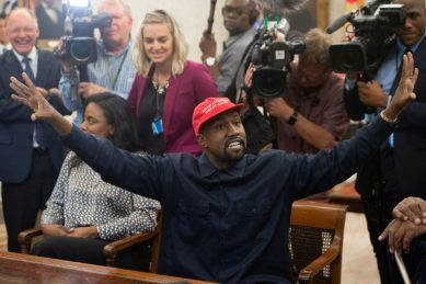 Is Kanye West's presidential run real? And is he OK?