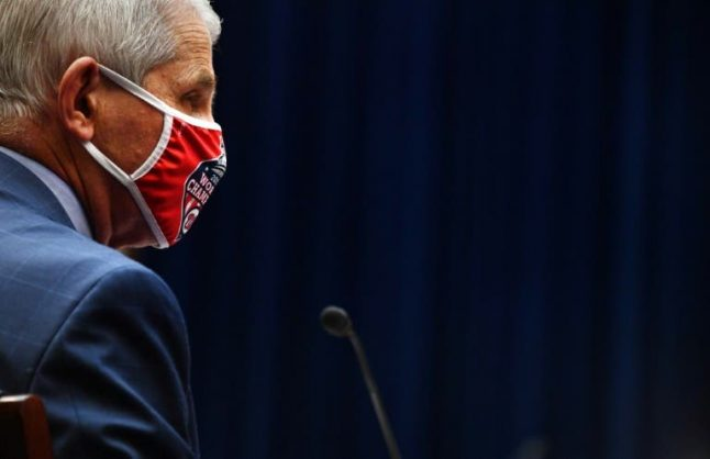 Fauci urges caution on China and Russia virus vaccines
