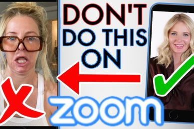 6 tips to look and sound great on Zoom