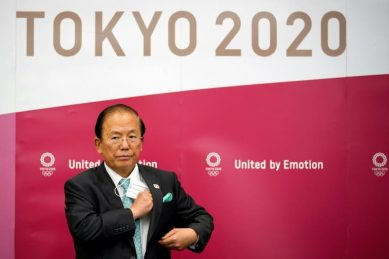 Olympics could have 'limited spectators' says Tokyo 2020 chief