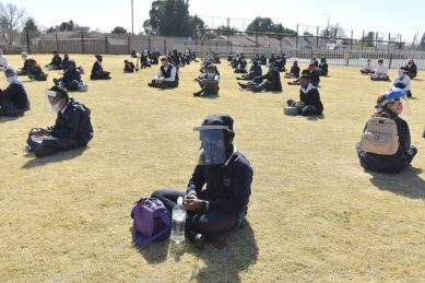 School break over for most grades on 24 August, all grades back by 31 August