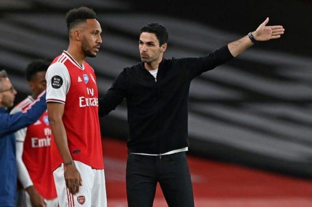 Arteta hopes FA Cup win convinces Aubameyang to stay at Arsenal