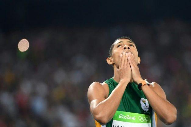 Wayde van Niekerk wants to make more history after two-year nightmare