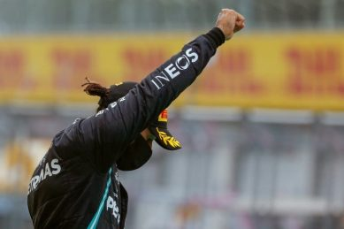 Hamilton calls for better anti-racism focus and unity in F1