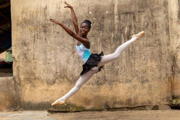 Dance academy in Nigeria brings ballet to underprivileged children