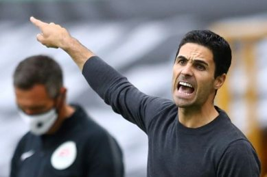 Arsenal's Arteta hits out at 'crazy minutes' players are clocking up