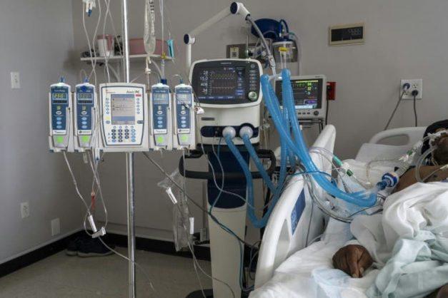 'Breakthrough' treatment slashes virus death risk: study