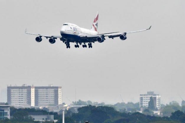 British Airways to retire entire 747 fleet after pandemic travel slump