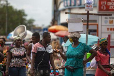 Ghana president self-isolates despite negative virus test