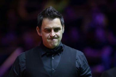 Snooker stars treated like 'lab rats' over return of fans: O'Sullivan