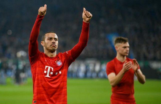 Uncertainty over Alcantara, Alaba 'not ideal' – Bayern boss Flick