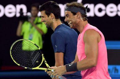 Djokovic, Nadal, Serena enter US Open tuneup tournament