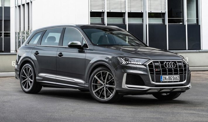 Petrol Audi SQ7 and SQ8 detailed but will it come to South Africa at TDI's expense?