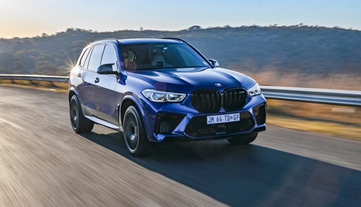 BMW X5 and X6 M have every ounce of the Competition spirit