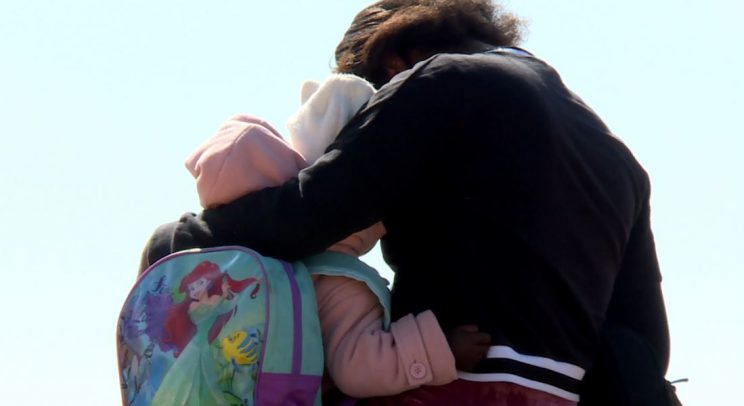 VIDEO: Parents scared kids will die of the coronavirus if they are sent back to school