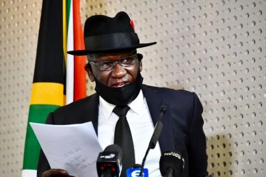 8000 rapes reported in Q2 2020, Cele reveals ahead of 16 Days of Activism