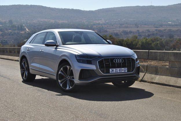 Diesel kicks Audi Q8 into the right shape