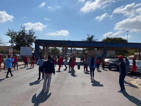 EFF demands justice in child rape case at George Mukhari Hospital