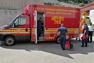 No ambulance service for Tshwane amid Covid-19 crisis