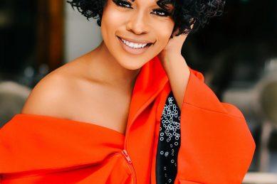 Actress Nomzamo Mbatha celebrates her 30th birthday