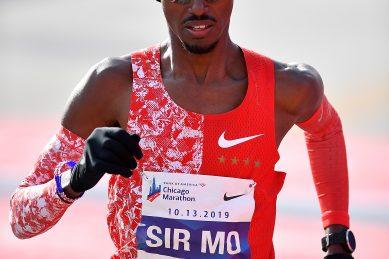Mo Farah has Cape Town Marathon in his sights