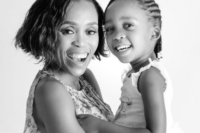 Author and athlete Letshego Zulu answers our mom questions