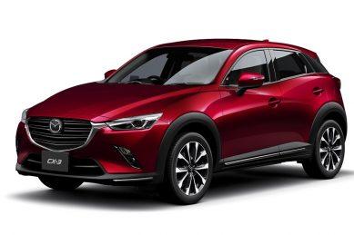 Top-spec Mazda CX-3 not just a pretty face